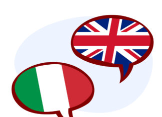 Vocabulary from english to italian