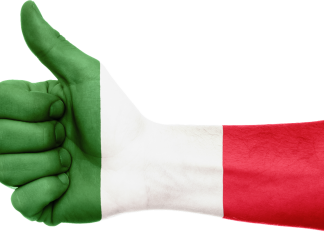 What do foreigners think about Italians?