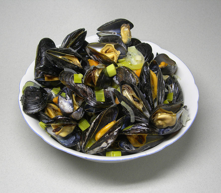 "alt=""Adriatic Sea Mussels"""