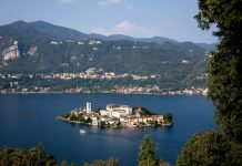 Northern Lakes: Lake d'Orta Piedmont Italy