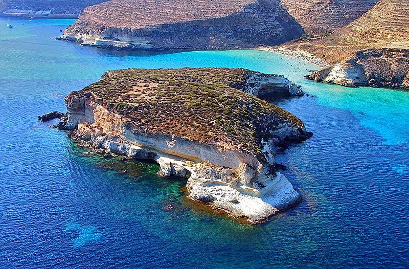 Rabbit isle (Isola dei Conigli) Lampedusa Sicily