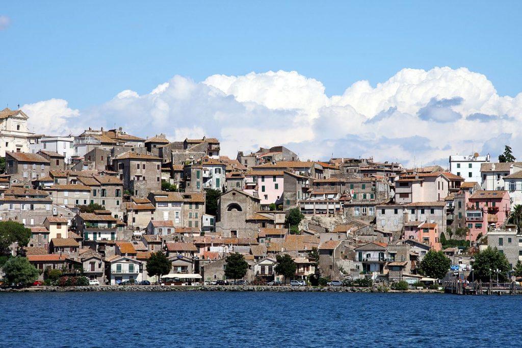 Anguillara Lake Bracciano, Lazio, Italy