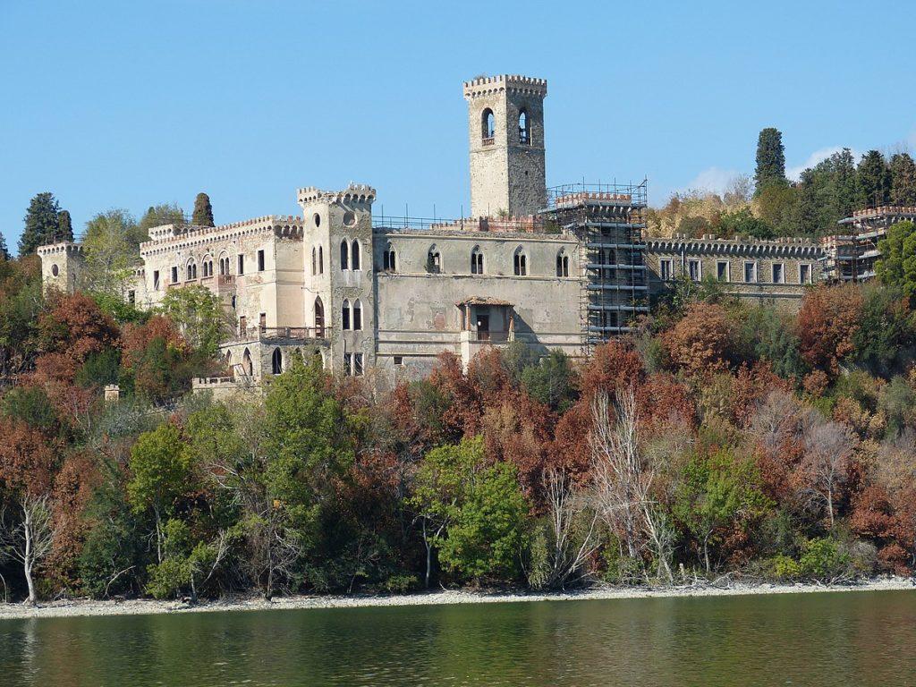 Lago Trasimeno Isola Maggiore Villa Isabella