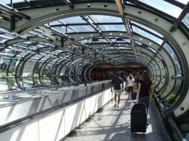 Malpensa Airport, Milan, Lombardy, Italy