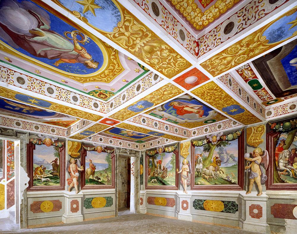 Pallotta Castle Caldarola Lazio Italy