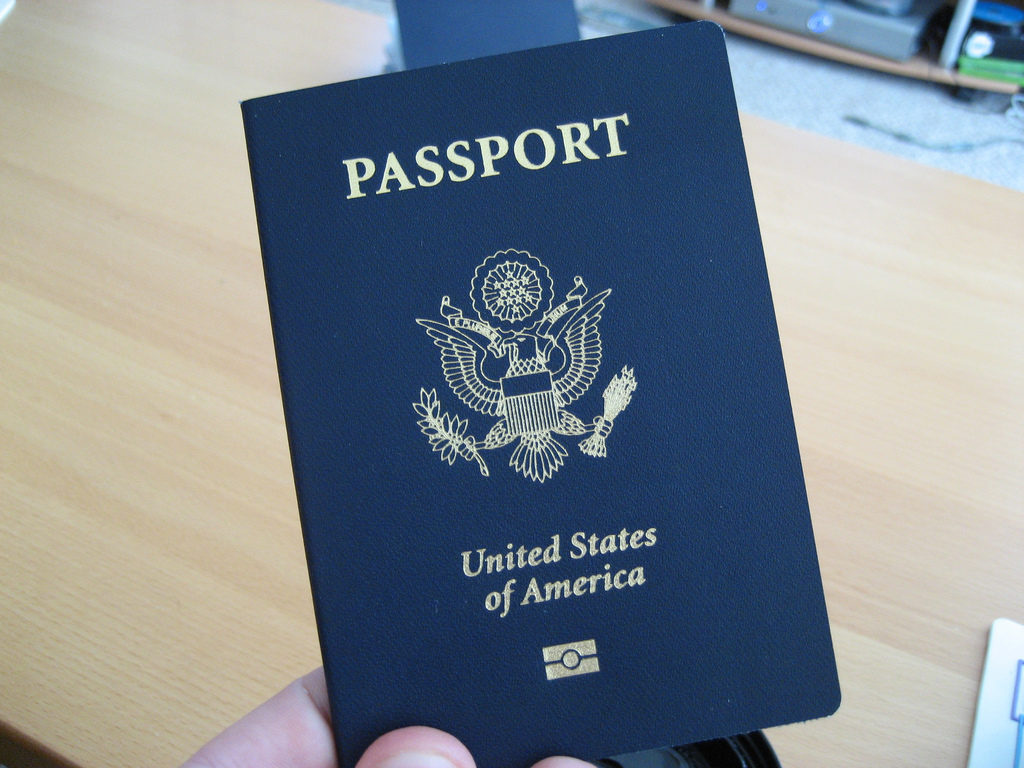 US Passport to visit Italy