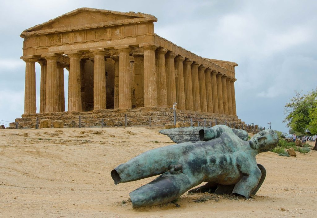 Agrigento, Sicily, Italy, Affordable places