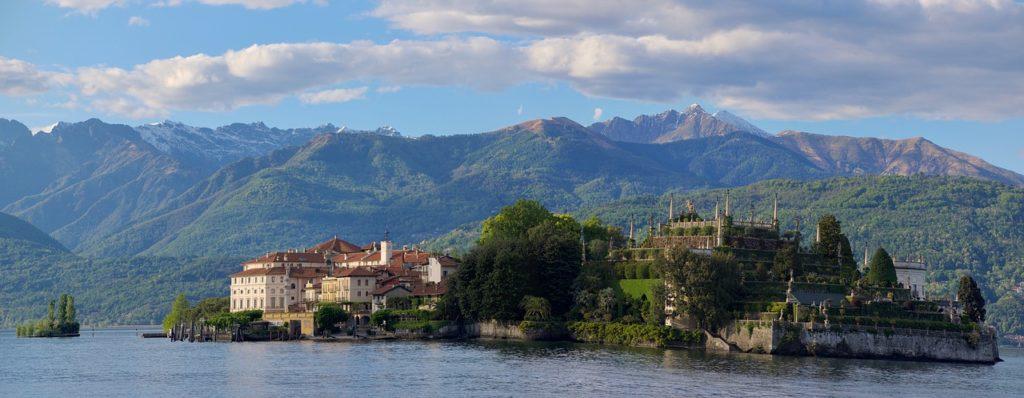 Isola, Bella, Lombardy, Italy