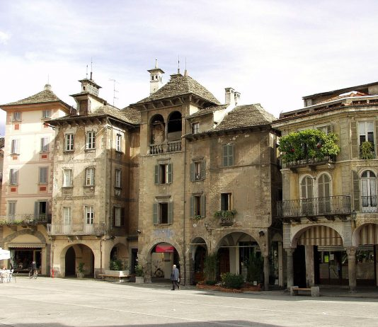 Domodossola, Piedmont, Cities in North Italy