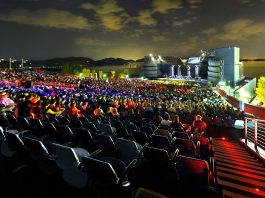 Outdoor Theaters