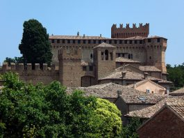 Gradara-Castle, Marches, Italy