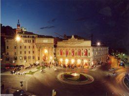Macerata piazza liberta