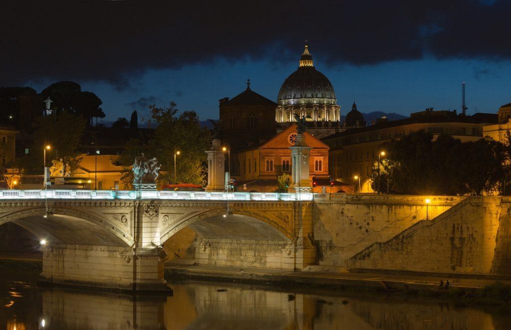 Rome, Saint Peter