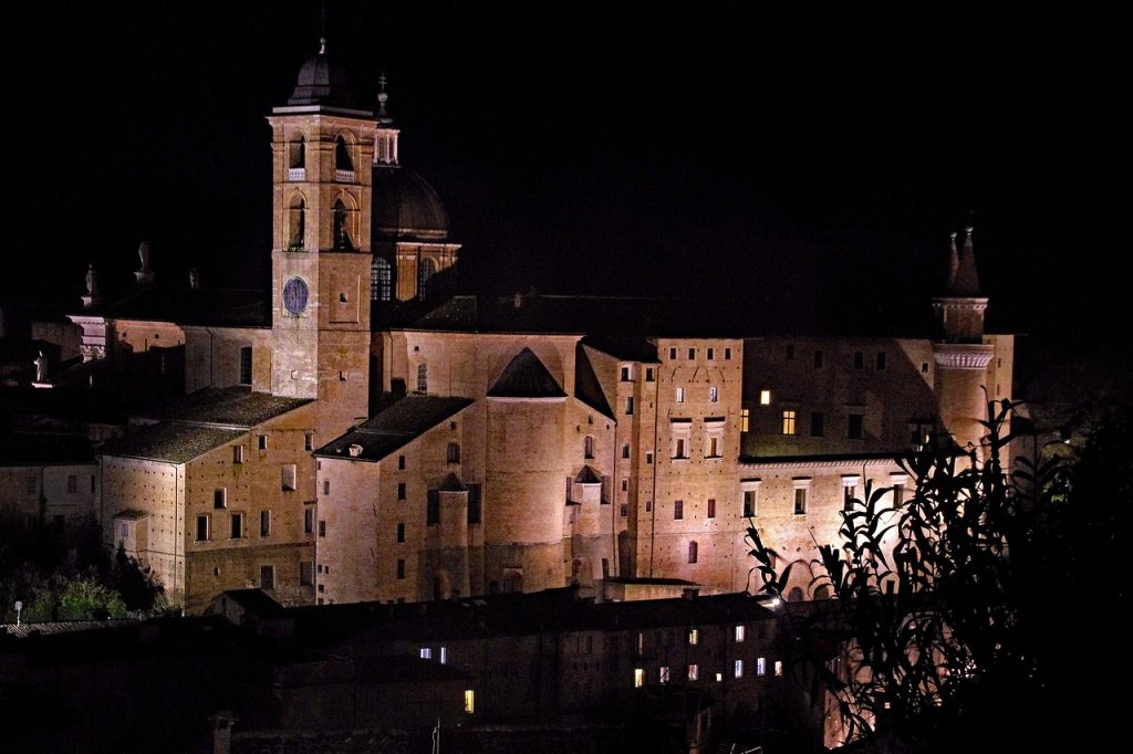 Central Italian City - Urbino, Marches