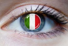 Italy seen through american eyes