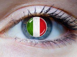 Italy seen through american eyes
