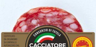 salamini italiani alla cacciatora DOP